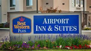 Parking at Best Western Plus Inn & Suites SLC Airport Parking near Salt Lake City International Airport | SLC Airport