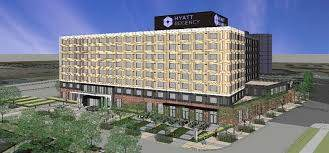 Msp Hyatt Regecy Airport Hotel