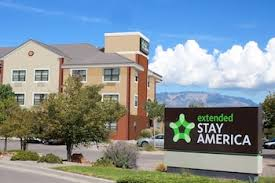 Parking at Extended Stay America ABQ near Albuquerque International Sunport Airport | ABQ Airport