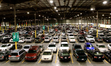 Parking at Peachy Indoor ATL Airport Parking  near Atlanta International Airport | (ATL) Airport