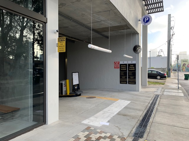 Parking at Wynwood Domio Garage Cruise Parking near Port Miami | Cruise Parking