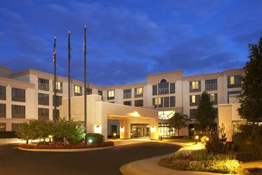 Parking at Courtyard by the Marriott - DTW Airport Parking near Detroit Metropolitan Airport | (DTW) Airport