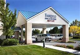 Parking at Fairfield Inn & Suites by Marriott Salt Lake City Airport near Salt Lake City International Airport | SLC Airport