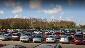Mco Airport Parking Best Rates Long Term Parking Parkway