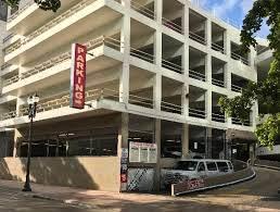 Parkway Parking Best Miami Cruise Parking Garage Parking