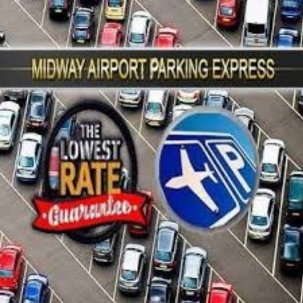 Parking at Midway Airport Parking Express (MDW) near Chicago Midway International Airport | MDW Airport