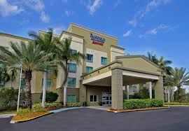 Parking at Fairfield Inn & Suites by the Marriott - FLL near Fort Lauderdale–Hollywood International Airport | FLL Airport