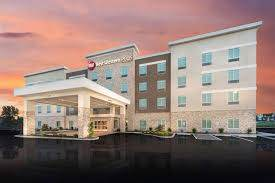 Parking at Best Western Plus St. Louis Airport Hotel near St. Louis Lambert International Airport | STL Airport