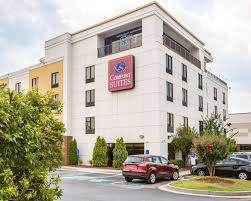 Parking at Comfort Suites ATL Airport Parking near Atlanta International Airport | (ATL) Airport
